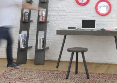 Moome - Model: John Home Office